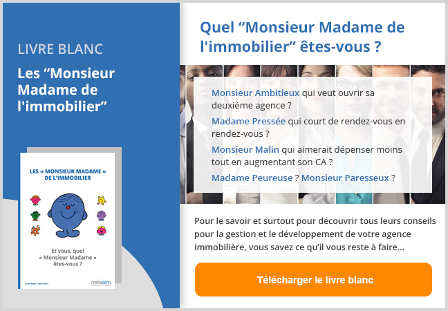 "Livre Blanc ""Monsieur Madame"""