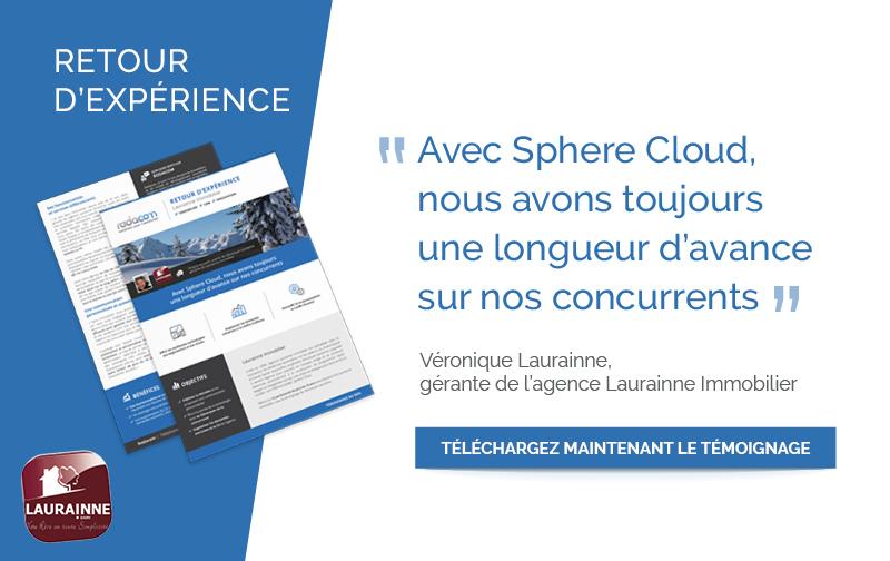 Avis client Sphere Cloud