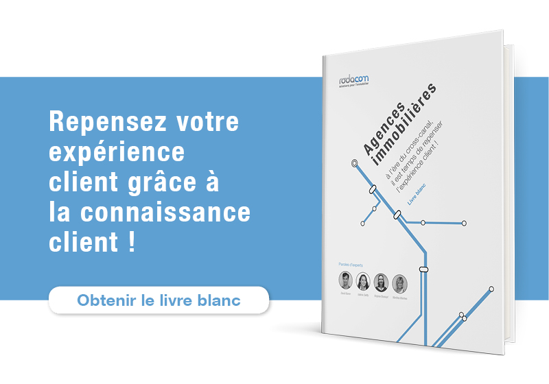 Agence immobilière - Guide relation client