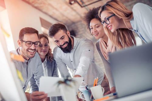 Négociateurs immobiliers : l'esprit d'équipe