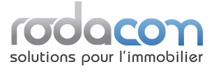 Logo Rodacom - logiciel immobilier, site web immobilier
