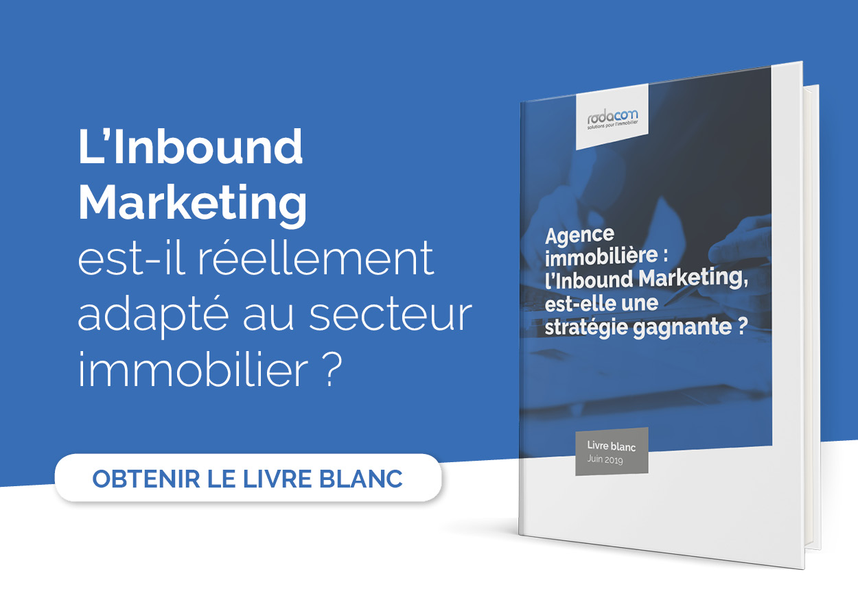 Livre blanc Inbound Marketing Immobilier