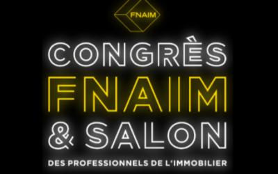 Rendez-vous au congrès de la FNAIM