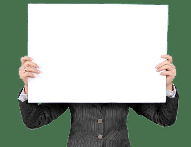 Panneaux agence immobilière : réglementation