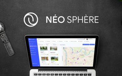 Néo Sphère, notre nouveau logiciel immobilier