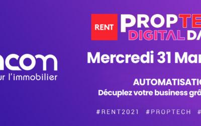 Retrouvez l'atelier de Rodacom à l'occasion du salon RENT 2021