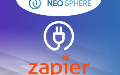 Néo Sphère devient le premier immobilier compatible avec Zapier